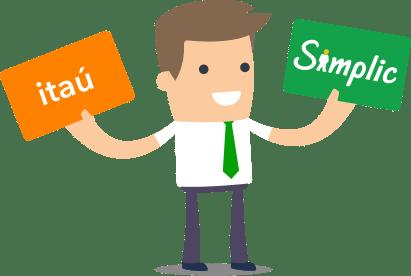 Empréstimo pessoal Itaú ou Simplic? Veja o comparativo!