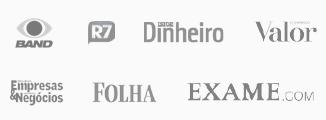 Band, R7, Istoe Dinheiro, Valor, Empregos e negócios, Folha, Exame